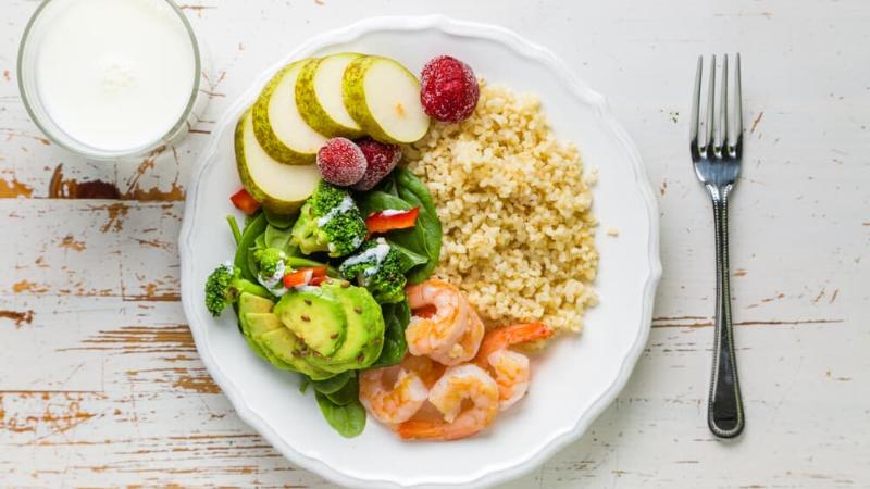 Memperbanyak makan sayuran
